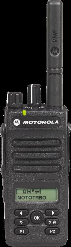 Motorola Solutions MOTOTRBO™ DP2600e Digital Two-Way Radio