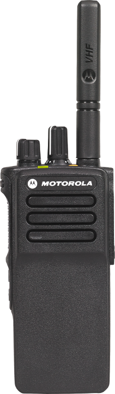 Motorola Solutions MOTOTRBO™ DP4400e DP4401e digital two-way radio
