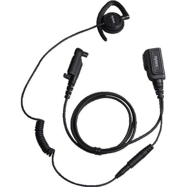 EHN20 Hytera Swivel Style Detachable Earpiece