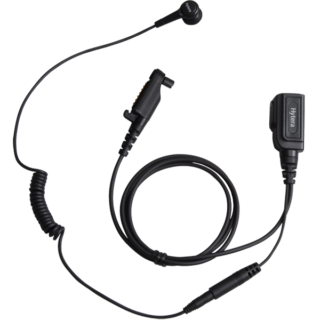 ESN14 Hytera Remote Earbud with PTT & Mic