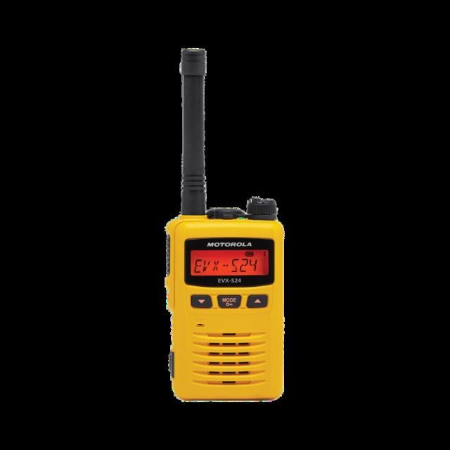 Motorola Solutions EVX-S24