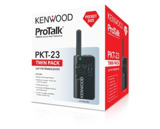 Kenwood PKT-23 Twin pack box