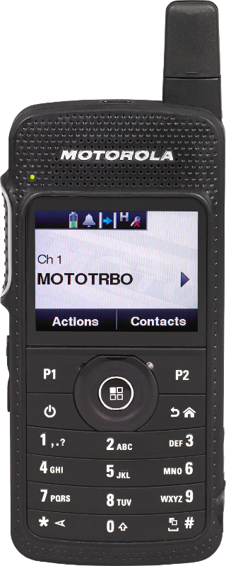 MOTOTRBO™ SL4010e Digital Two-Way Radio