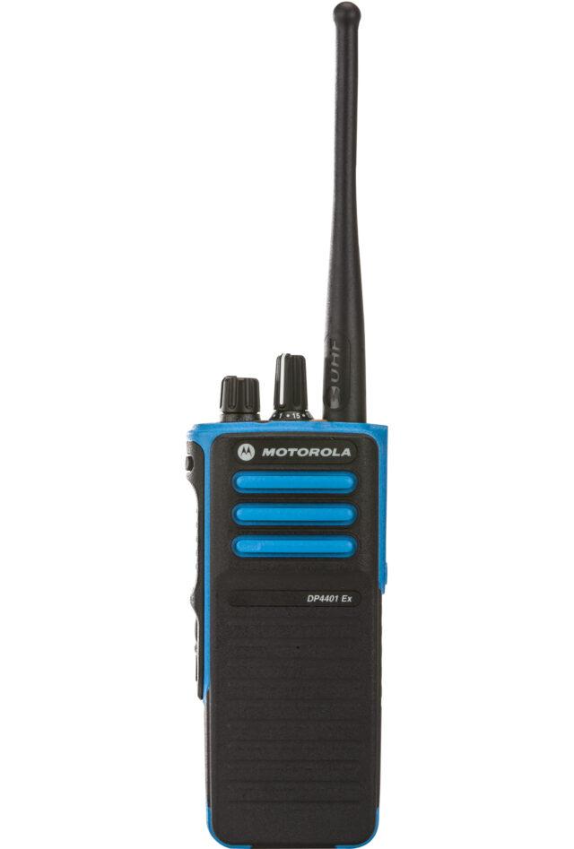 Motorola Solutions MOTOTRBO™ DP4401Ex