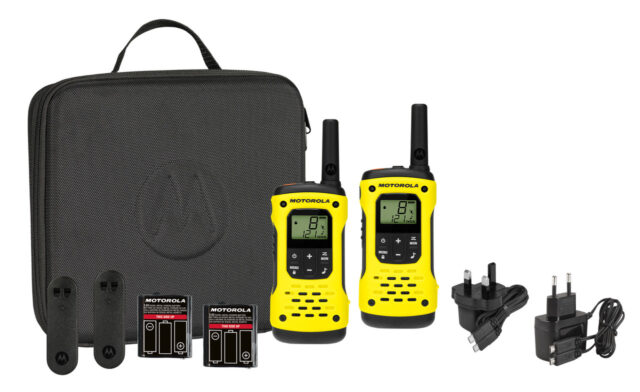 Motorola Solutions T92 H20 Twin Pack