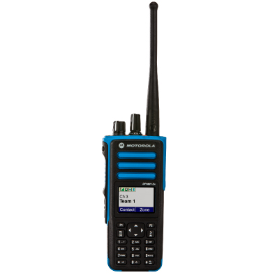 Motorola Solutions MOTOTRBO™ DP4801Ex ATEX