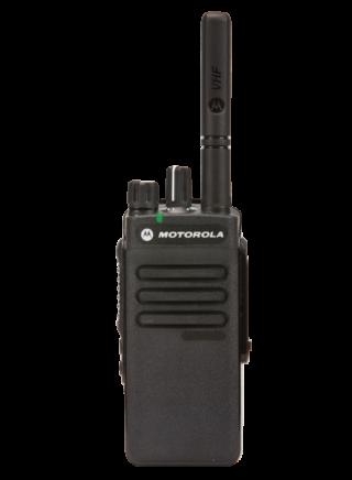 Motorola Solutions MOTOTRBO™ DP2400e Digital Two-Way Radio