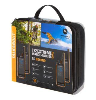 Motorola Solutions T82 Extreme Quad Pack