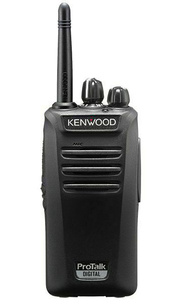TK-3401D dPMR446 Digital Two-Way Radio