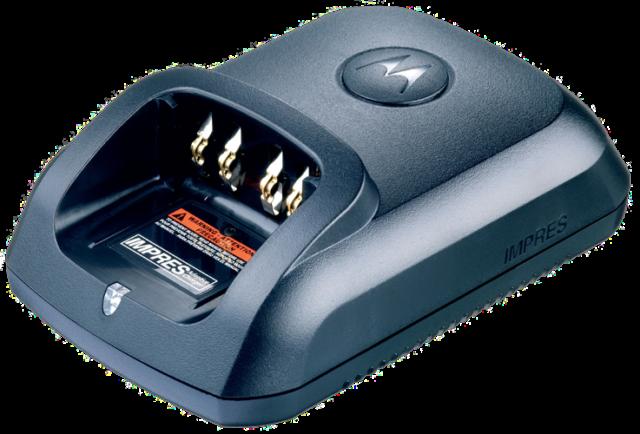 WPLN4255B WPLN4254B - Mototola Solutions IMPRES Single Unit Charger