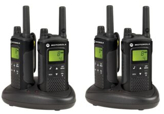 Motorola solutions XT180 quad pack