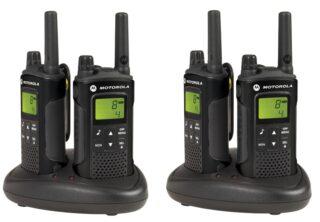 Motorola solutions XT180 quad pack