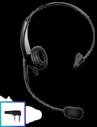 LHK01 DTS Value Range Lightweight Headset with PTT