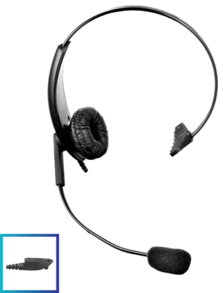 LHM03 DTS Value Range Lightweight Headset with PTT