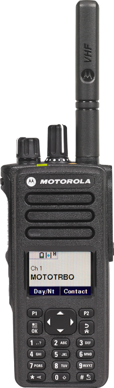 MOTOTRBO™ DP4801e Digital Two-Way Radio