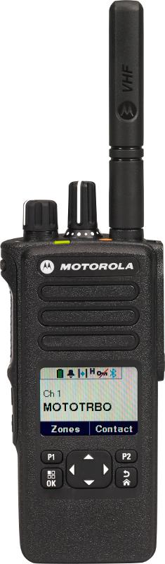 Motorola Solutions MOTOTRBO™ DP4600e DP4601e