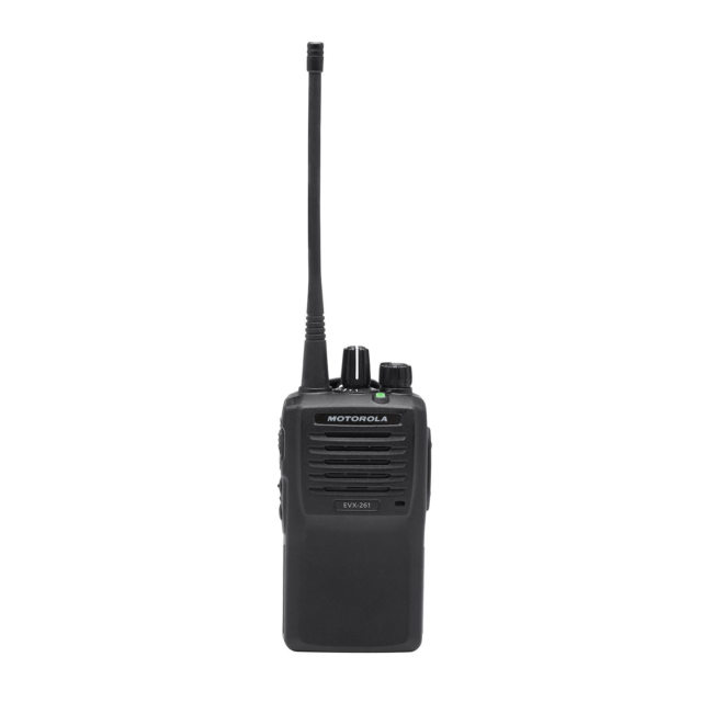 Motorola Solutions EVX-261