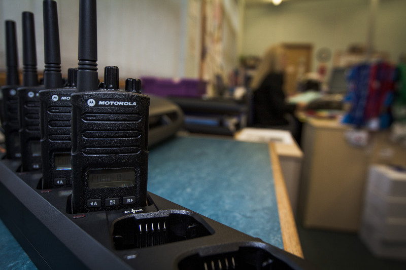 Tendering Technical College Deploy Motorola Solutions XT460