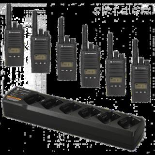 Motorola Solutions XT460 Two-Way Radio Starter Pack