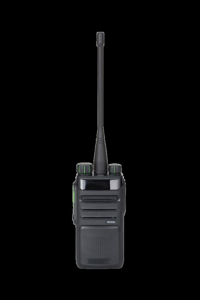 Hytera BD555 Digital Licensed Two-Way Radio