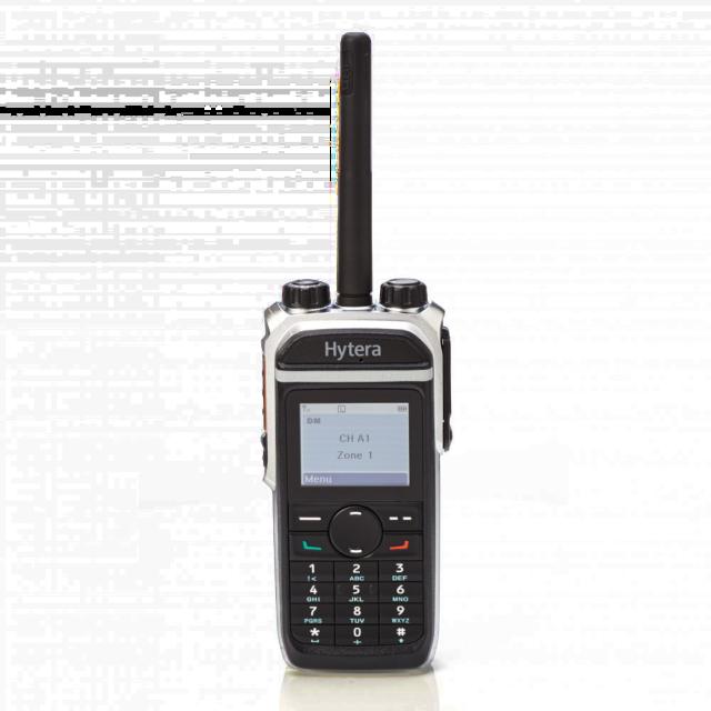 Hytera PD685 PD685G two-way radio
