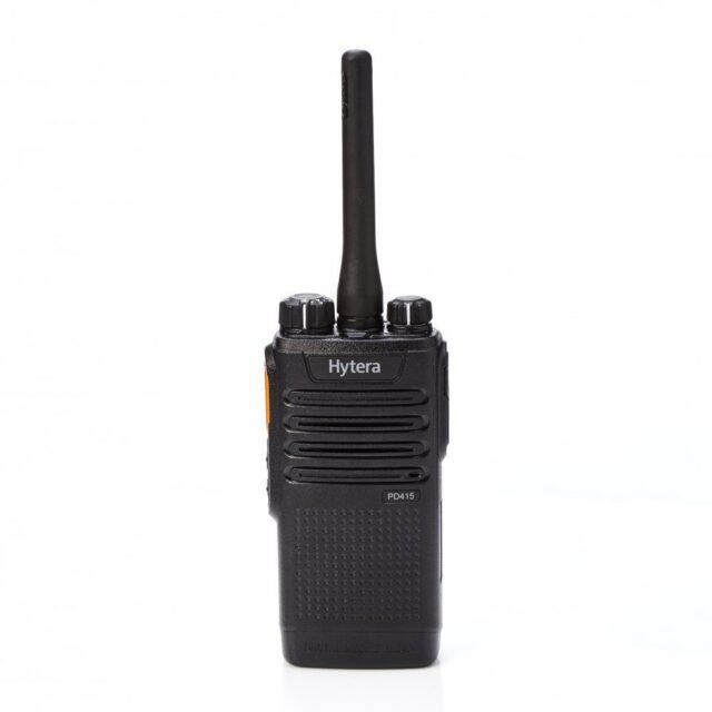 hytera pd415 digital two-way radio