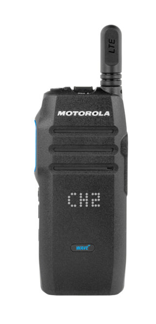 Motorola Solutions TLK 100 WAVE PTX™ two-way radio