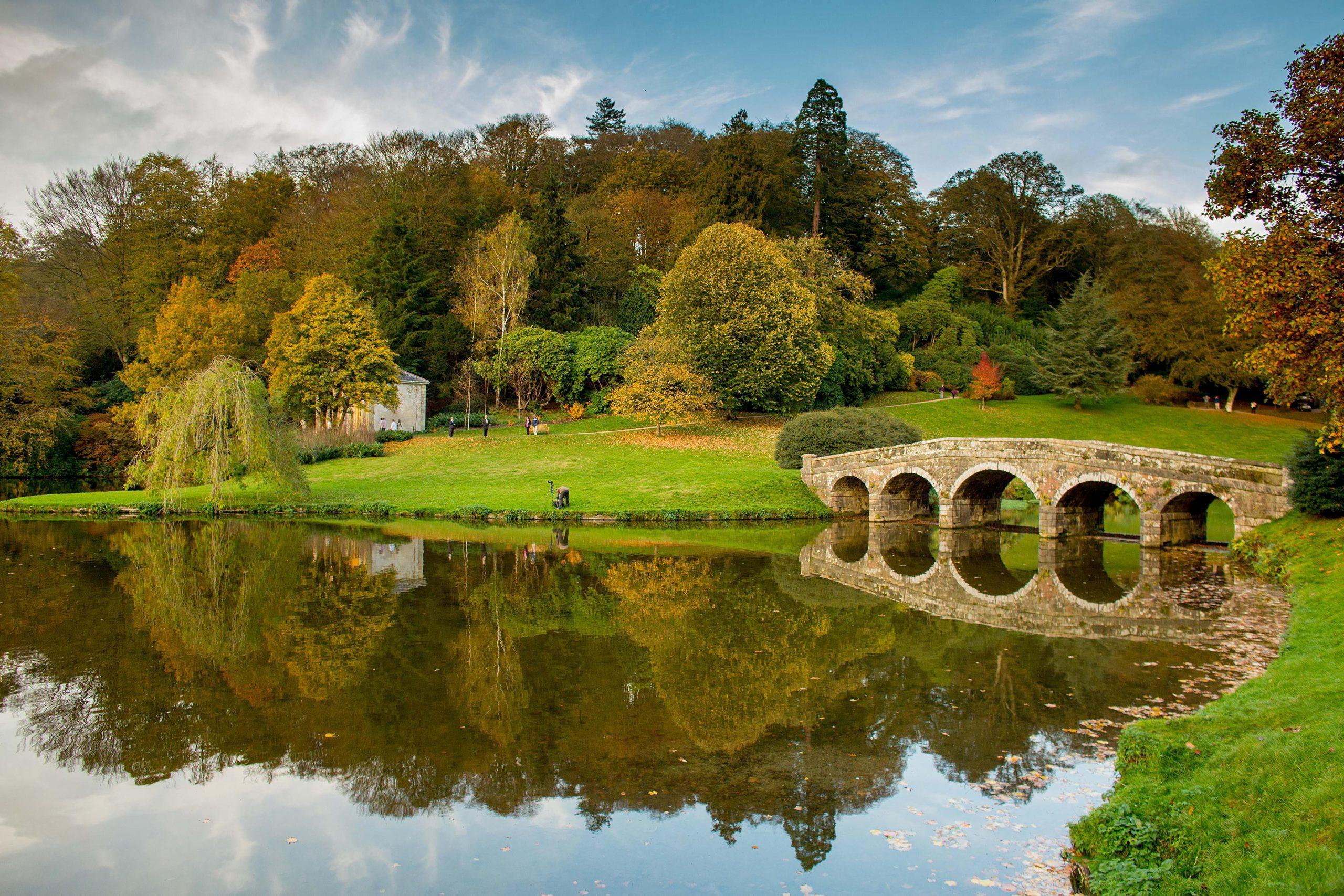 National Trust – Stourhead Estates