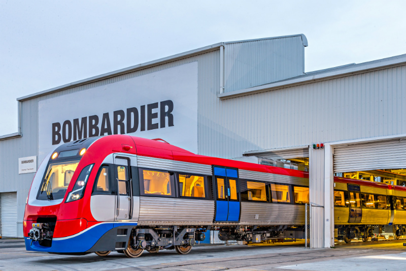 TRBOnet Enterprise deployed at bombardier
