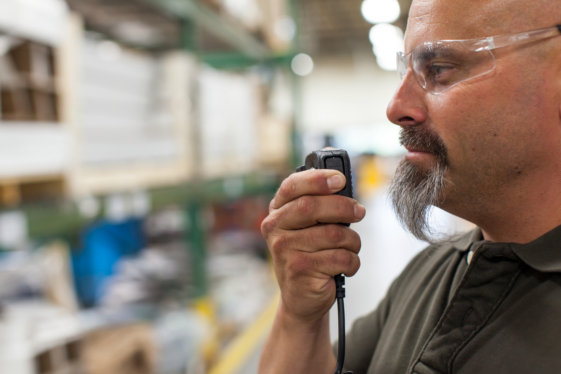 Improving your digital two-way radio network with advanced audio