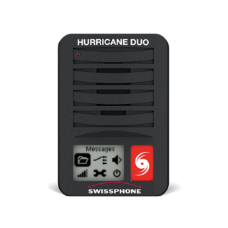 Swissphone HURRICANE DUO pager