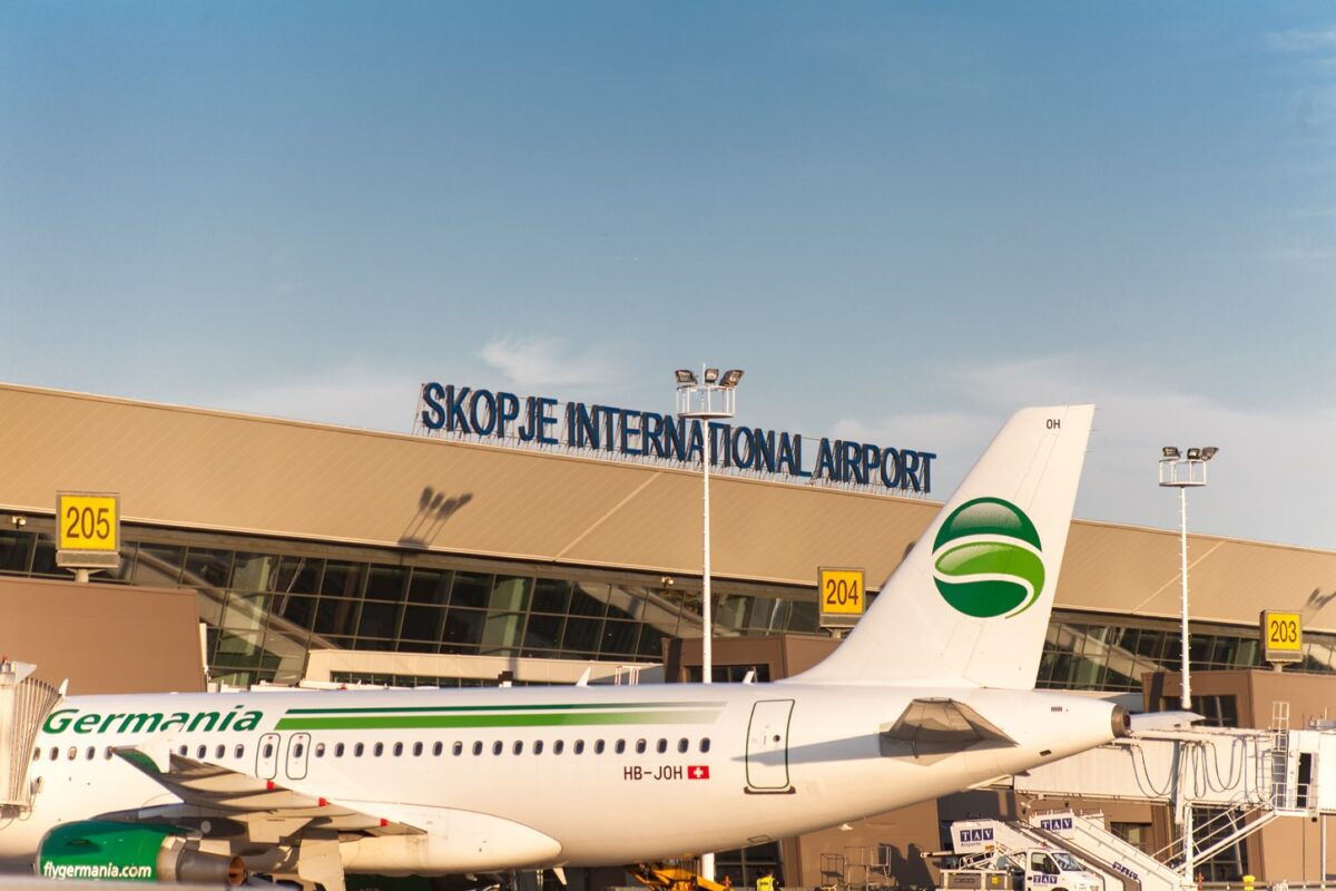 TAV SKOPJE AIRPORT DEPLOYS MOTOTRBO™ CAPACITY MAX TRUNKED RADIO SYSTEM