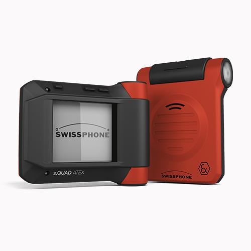 Swissphone s.QUAD ATEX Pager