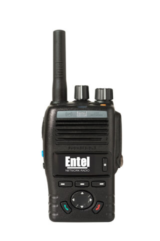 Entel DN495 Push-To-Talk Over Cellular PoC Radio Device