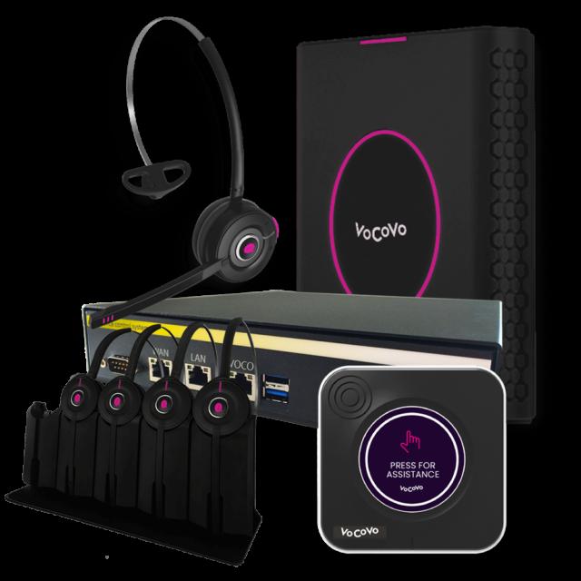 VoCoVo GO+ 5 System