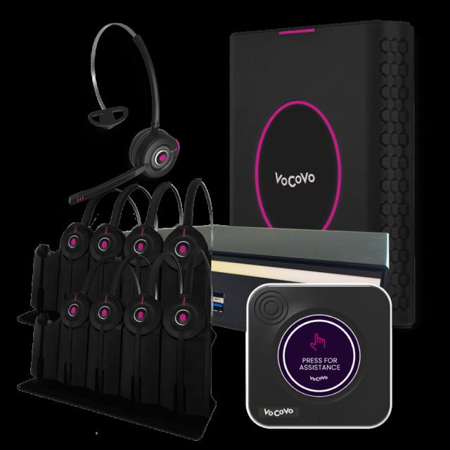 VoCoVo GO+ 10 System