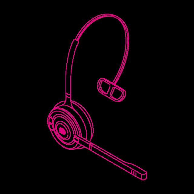 VoCoVo Pro Voice headset image