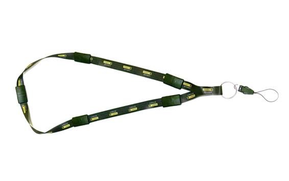 AC-LANYARD-05 – Edesix branded lanyard with 5 break points and 2 loops
