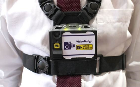 KF-HARN3 – KlickFast 3-point chest harness