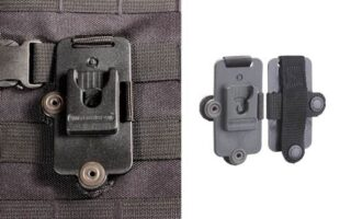 KF-MOLLEVEST – KlickFast dock for MOLLE vests