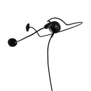 PMLN5102A - Ultra-Light Headset to suit Motorola Solutions DP4000/e series radios