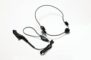 PMLN5979A - MagOne Breeze Headset with Boom MIC/PTT to suit Motorola Solutions DP4000/e series radios.