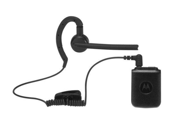 PMLN7203A - Motorola Solutions Earpiece with Boom Mic (Multipack).