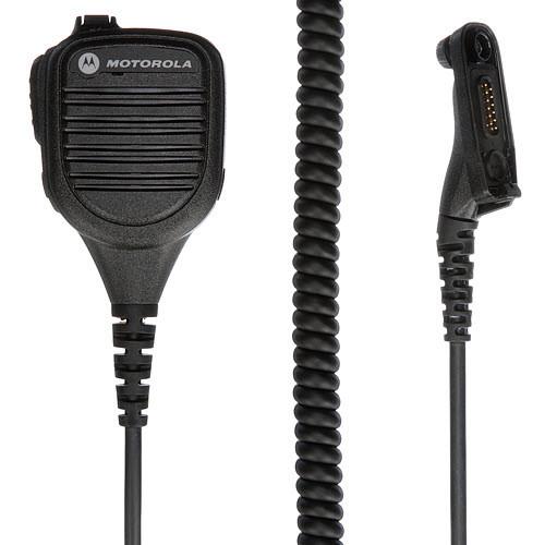 PMMN4099B Motorola Solutions IMPRES Large Remote Speaker Mic IP68