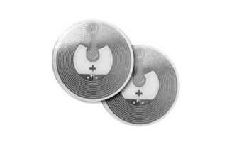 RF-STICKER-10 - RFID Tags (sticker-style). Pack of 10.