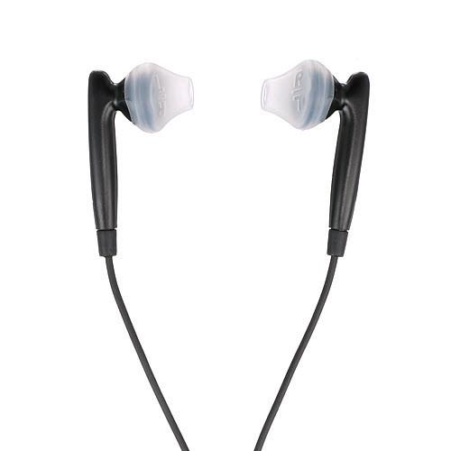 NNTN8298A- Motorola Solutions Wireless Earbud, 2-Wire (Black).