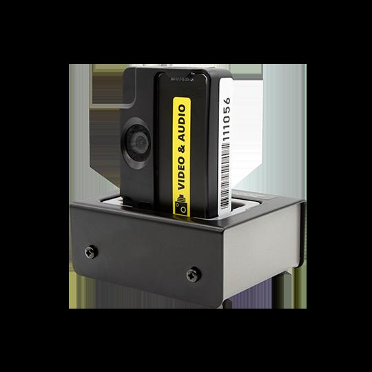VT-100-SOLO – VideoTag TV100 1-port USB dock, USB cable