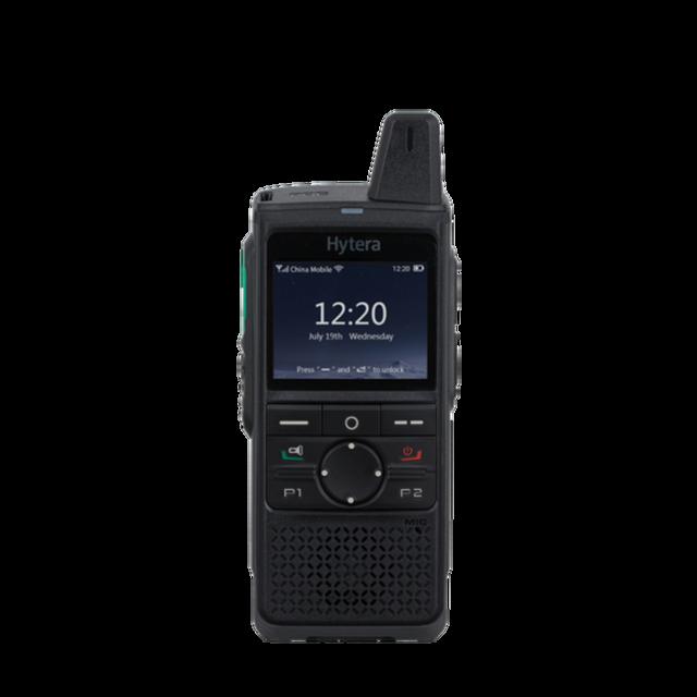 Hytera PNC370 Push-to-Talk over Cellular (PoC) Radio