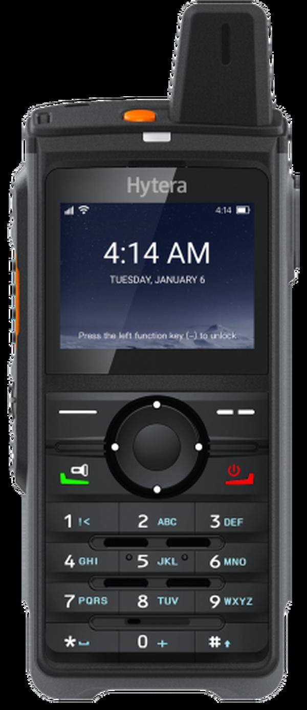 Hytera PNC380 Push-to-Talk over Cellular (PoC) Radio