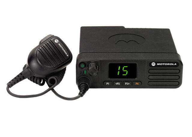 Motorola DM4400e DM4401e MOTOTRBO™ Digital Mobile Radio